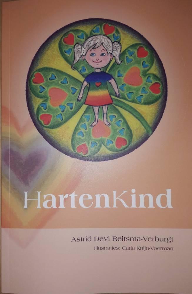 Hartenkind - Het boek