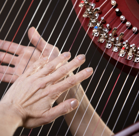 Helende harp
